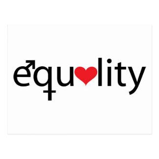 Equality Postcard