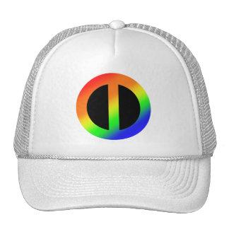 Equality Rainbow Hat