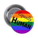 Equally Human Button