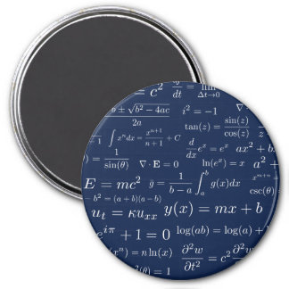 Equations of Math and Science Magnet