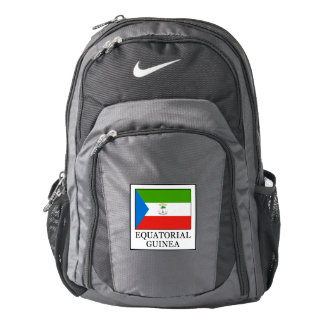 Equatorial Guinea Backpack