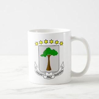 Equatorial Guinea Coat of arms GQ Coffee Mug