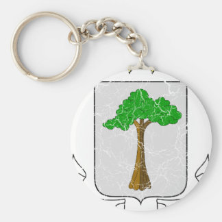 Equatorial Guinea Coat Of Arms Key Chains
