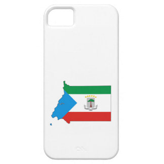 equatorial guinea country flag map shape iPhone 5 covers