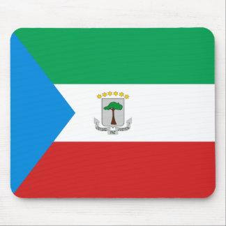 Equatorial Guinea Flag Mousepad
