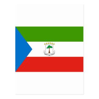 Equatorial Guinea GQ Postcard