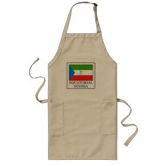 Equatorial Guinea Long Apron