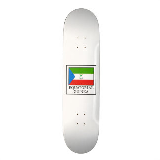 Equatorial Guinea Skateboard