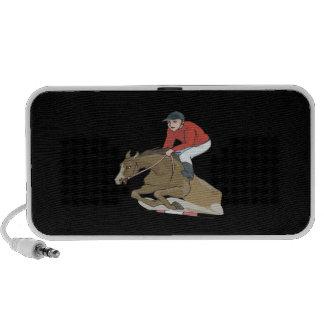 Equestrian 2 mini speakers