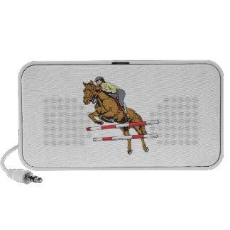 Equestrian 5 notebook speaker