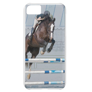 Equestrian Art-Show Jumping iPhone 5C Case