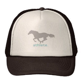 Equestrian Athlete Trucker Hats