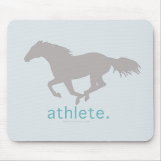 Equestrian Athlete Mouse Mat