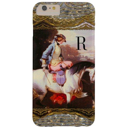 Equestrian Elsa Monogram Barely There iPhone 6 Plus