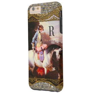 Equestrian Elsa Monogram Tough iPhone 6 Plus Case