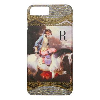 Equestrian Elsa  VII Monogram iPhone 7 Plus Case