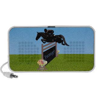 Equestrian Horse Jumper Travel Speaker