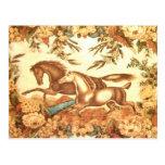 Equestrian Horse Postcard 2