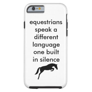Equestrian iPhone 6/6s case