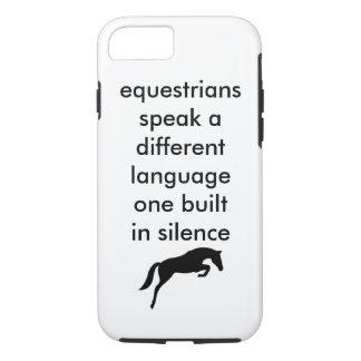 Equestrian iPhone 7 case