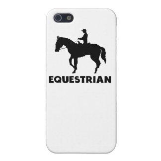 Equestrian iPhone 5/5S Case