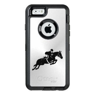 Equestrian Jumper OtterBox Defender iPhone Case