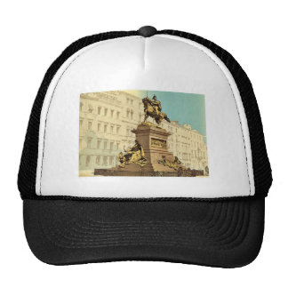 Equestrian monument, Victor Emmanuel II, Venice, I Trucker Hat