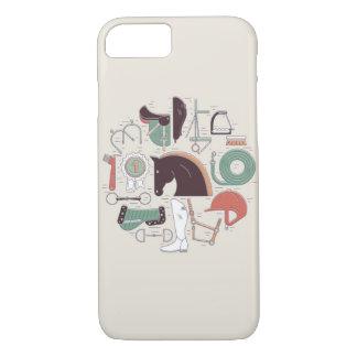 Equestrian Necessities iPhone Case