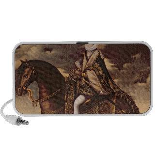 Equestrian Portrait of Henri IV Mp3 Speakers