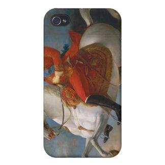 Equestrian Portrait of Louis XVI  1791 Cases For iPhone 4