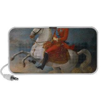 Equestrian Portrait of Louis XVI  1791 Speaker System