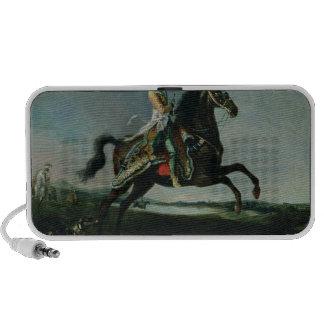 Equestrian Portrait of Marie-Antoinette Travelling Speaker