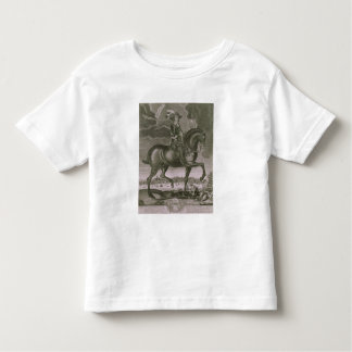 Equestrian Portrait of Oliver Cromwell (1599-1658) Toddler T-Shirt