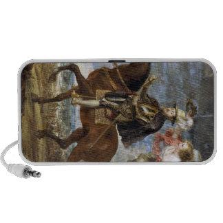 Equestrian Portrait of Philip II Peter Paul Rubens Travelling Speakers