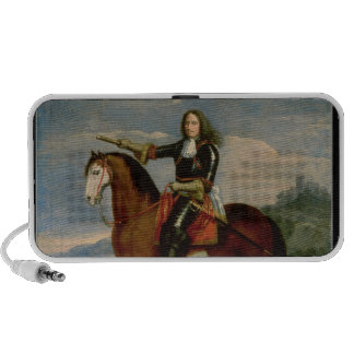 Equestrian Portrait iPhone Speakers