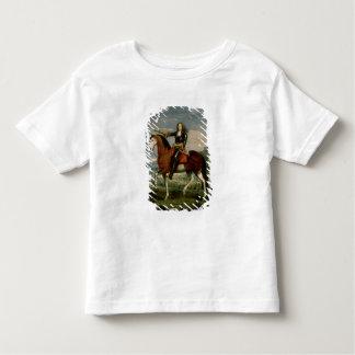 Equestrian Portrait Toddler T-Shirt