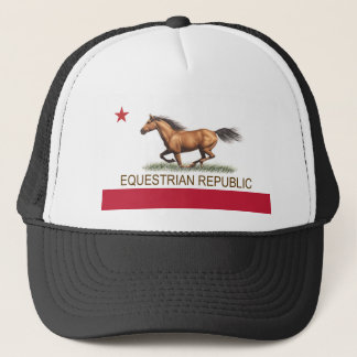 Equestrian Republic Trucker Hat