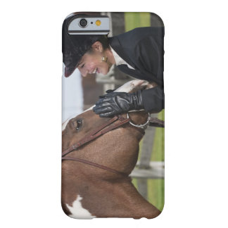 Equestrian rider barely there iPhone 6 case