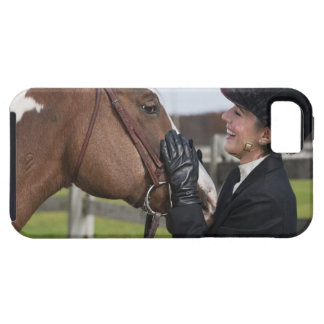 Equestrian rider case for the iPhone 5