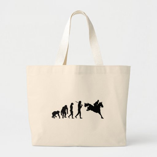 Equestrian Show Jumping riders gift ideas Tote Bags