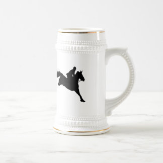 Equestrian Show Jumping riders gift ideas Beer Steins