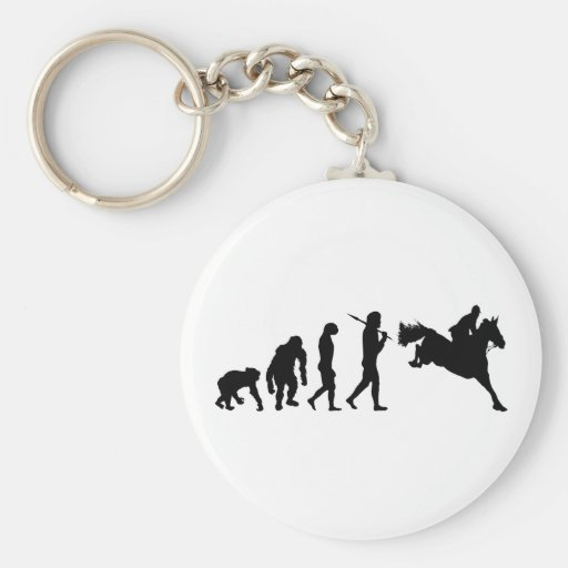 Equestrian Show Jumping riders gift ideas Key Chains