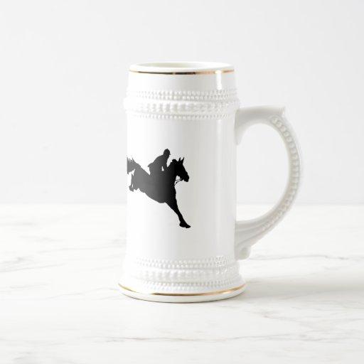 Equestrian Show Jumping riders gift ideas Coffee Mug