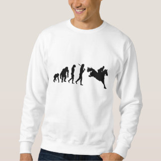 Equestrian Show Jumping riders gift ideas Sweatshirt
