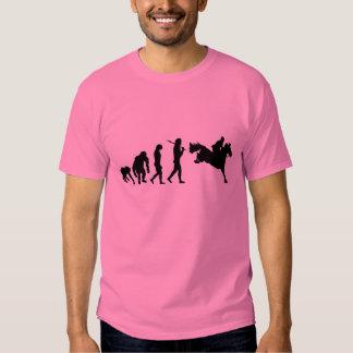 Equestrian Show Jumping riders gift ideas Tee Shirt