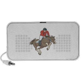 Equestrian iPhone Speakers