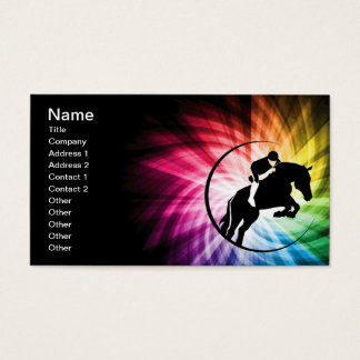 Equestrian Spectrum Business Card