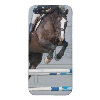 Equestrian Sports-Jumper iPhone 5/5S Covers