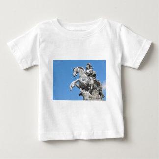 Equestrian statue baby T-Shirt