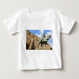 Equestrian statue in Barcelona, Spain Baby T-Shirt